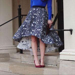 Anthropologie Vestpertine Skirt